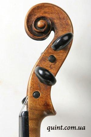Мануфактурная скрипка 4/4 19 века. Joh.Bapt.Schweitzer