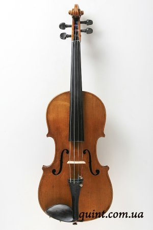 Французская мануфактурная скрипка 4/4 19 века