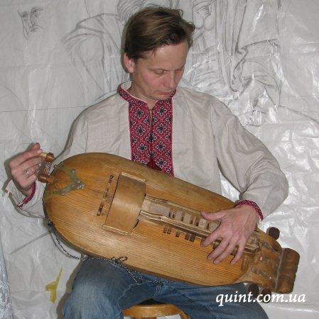 Скрипка в украинской народной музыке