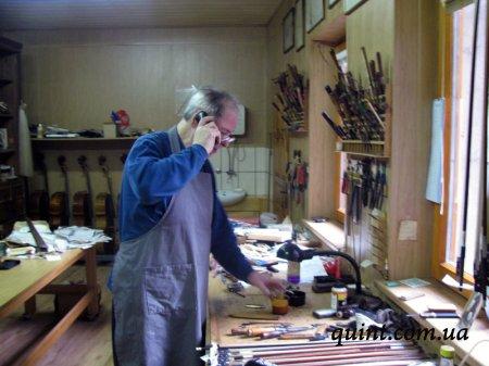 Польский скрипичный мастер Ян Павликовский