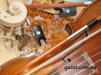 Ремонт скрипки