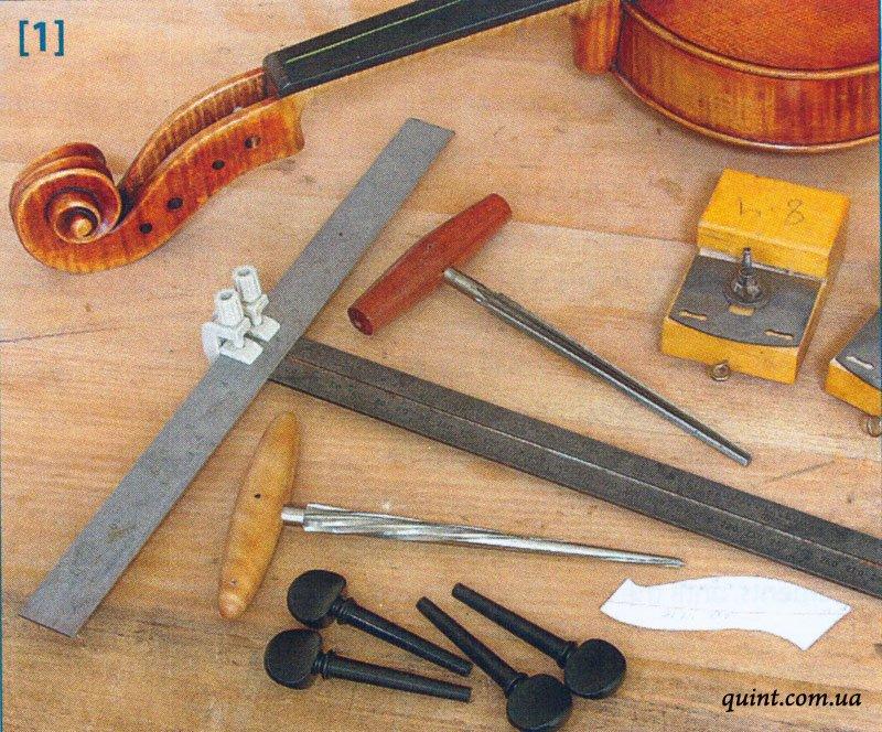 Скрипка для куклы своими руками