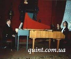 концерт для двух клавесинов