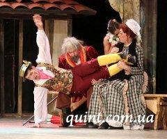 комедийный балет