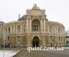Национальная опера Одессы