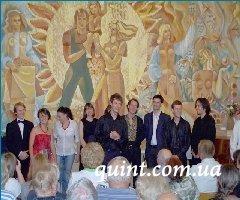 Состоялся IV фестиваль «Дзензелівські вечори класичної музики»