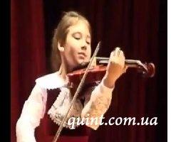 Маленькая София Яковенко поразила Спивакова на фестивале «Москва встречает друзей»