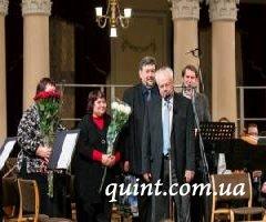Во Львове пройдет неделя музыки Мирослава Скорика