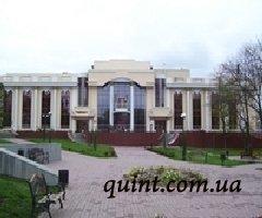 Новогодний праздник в Луганской филармонии