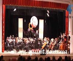 В Тернопольской областной филармонии отмечали день рождения Великого Кобзаря