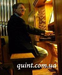 Концерт органной музыки в Виннице