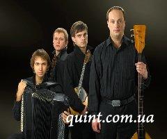 Квартет народных инструментов «Лабиринт» и Нежине