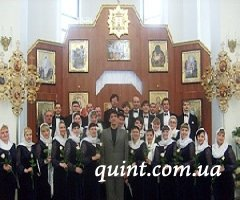 В Чернигове состоялся первый концерт цикла «Субботние концерты духовной музыки в Борисоглебском соборе»